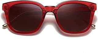Classic Square Polarized Sunglasses Unisex UV400 Mirrored...