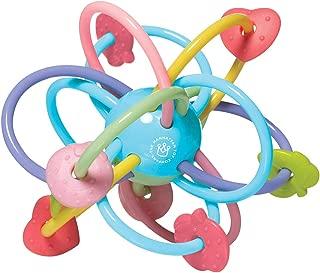Manhattan Toy Manhattan Ball Baby Rattle & Sensory Teether Toy