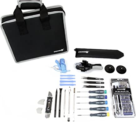 """LB1 High Performance Electronics Complete Professional Precision Disassembly Tool Kit for Repairing Asus G750JW Intel Core i7-4700HQ 17.3"""" Notebook With 12GB Memory 1TB Hard Drive Win 10 Hand Tool Set"""