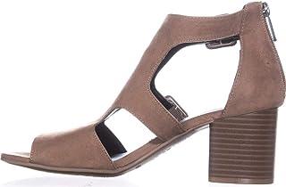 Indigo Rd. Womens Mandie Open Toe Casual Ankle Strap, Medium Brown, Size 8.0
