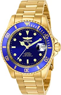 Invicta Men's 8930OB Year-Round Analog Automatic Gold Watch
