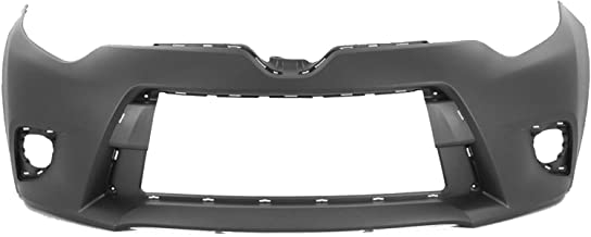 Best 2014 toyota corolla front bumper replacement cost Reviews