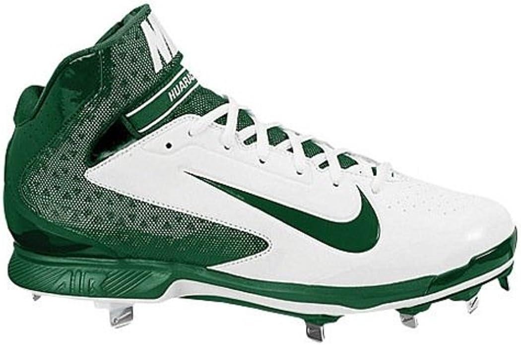Amazon.com   Nike AIR Huarache PRO MID Metal Men's Baseball Cleats ...