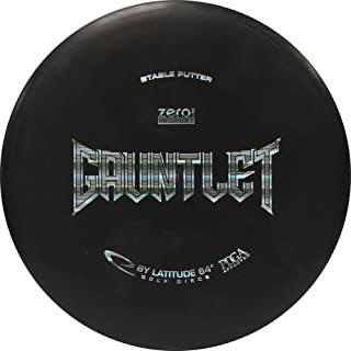 Latitude 64 Zero Line Megasoft Gauntlet Putter Golf Disc [Colors May Vary]