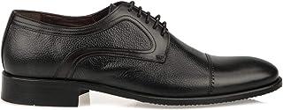 Ziya, Kösele Erkek Hakiki Deri Klasik Ayakkabı 10111 019740