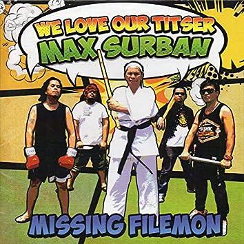 We Love Our Titser Max Surban