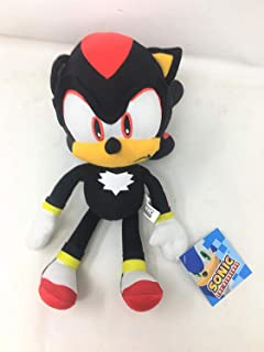 """Best Sonic The Hedgehog Shadow 11.5"""" Tall Plush Soft Toys Review"""