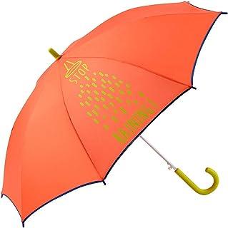 Paraguas Infantil niño/niña. Antiviento y automático. Dibujo Lluvia - Stop Raining - Rojo