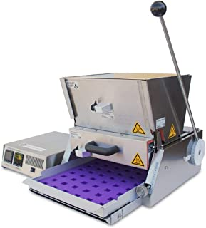 Truffly Made Universal Candy Depositor for Candy, Gummy, Chocolate & Edible Gummies, Hard Candy