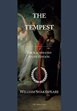 The Tempest: GCSE English Illustrated Student Edition with wide annotation friendly margins