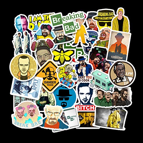 YRBB 50 stukjes Japanse Anime, My Hero College Stickers, koffer, motortrolleytas, notitieboekje, waterdichte stickers