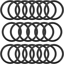 uxcell O-Rings Nitrile Rubber Gasket, 25mm Inner Diameter, 32mm OD, 3.5mm Width, 20pcs