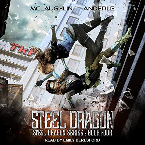 『Steel Dragon 4』のカバーアート