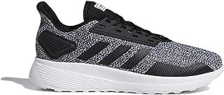Men's Duramo 9 Running Shoe, Core Black/Footwear White, 12 M US