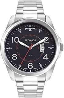 Kit Relógio Technos Masculino 2115myq/k1a