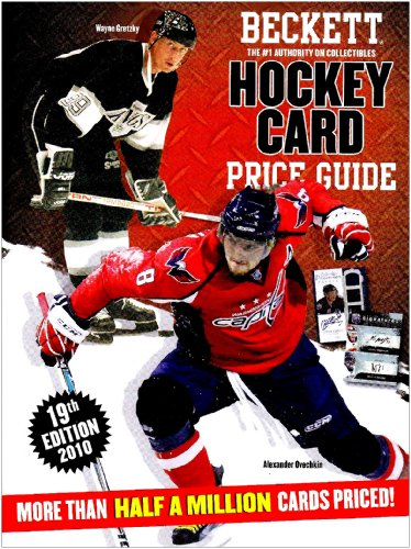 Beckett Hockey Card Price Guide and Alphabetical Checklist 2010