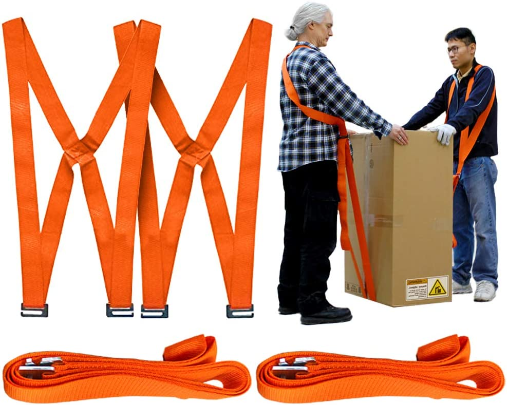 REV Lifting Max 41% OFF Straps and Shoulder Movers Today's only Harnesses 2 for Professi