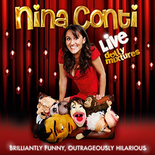 Nina Conti Live - Dolly Mixtures cover art