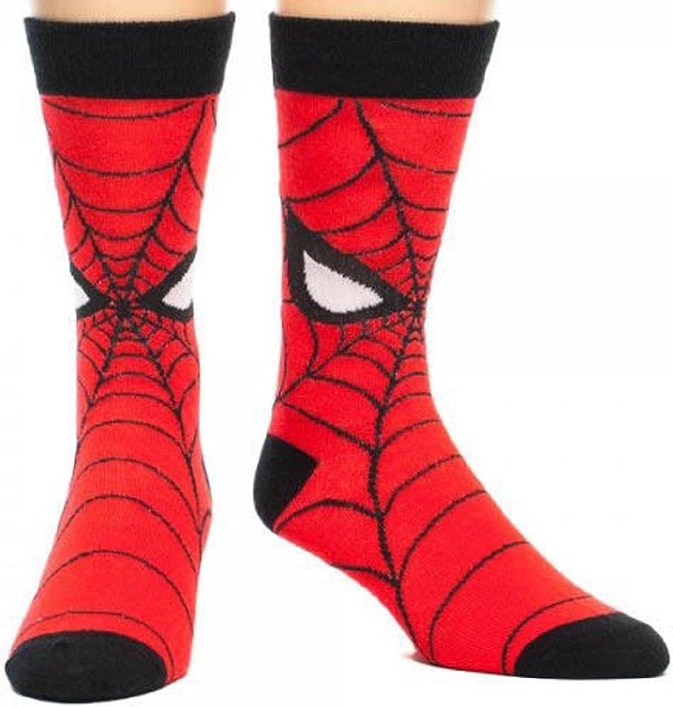 Spider-Man Crew Sock