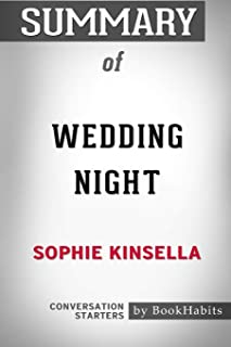 Summary of Wedding Night by Sophie Kinsella: Conversation Starters