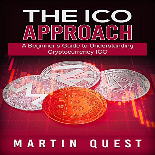 The ICO Approach audiobook cover art