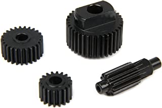 Atomik RC Traxxas Grave Digger 1:16 Hardened Steel Center Gear Set Hop Up Upgrade Replaces Traxxas Part 7093