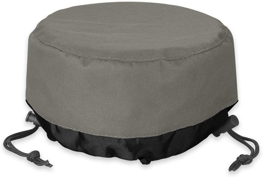 Classic Fire Spring new work one after another Pit Cover 36 inch Round Heavy Patio Duty Bowl