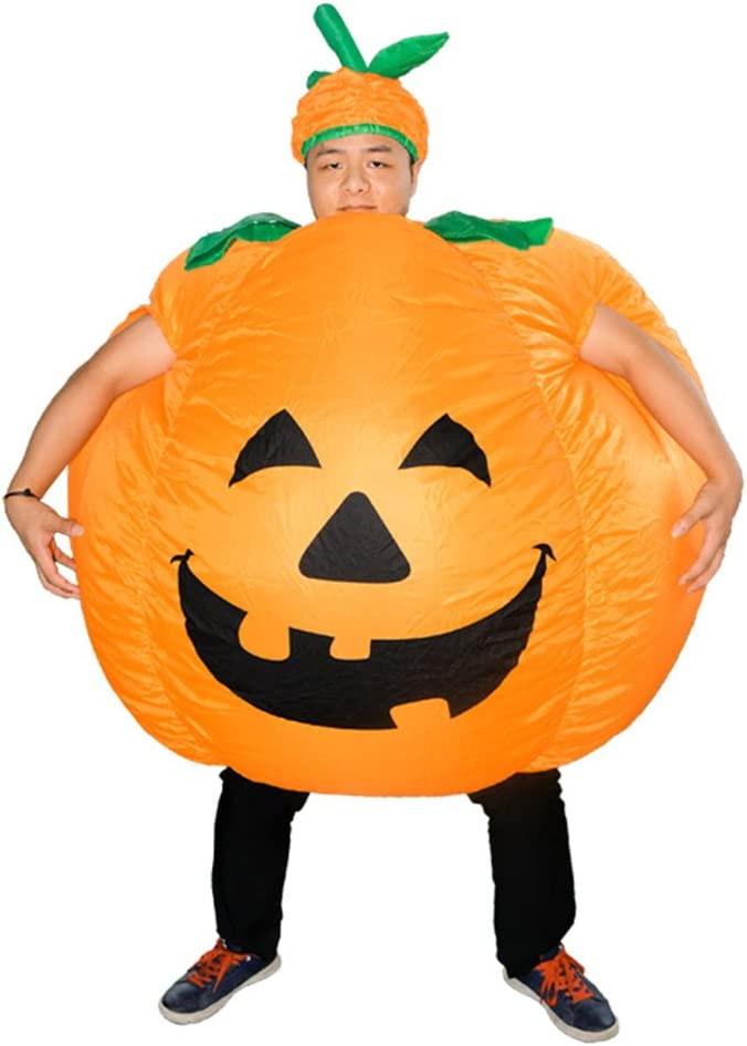 Amosfun Memphis Mall Adults Inflatable Pumpkin Dress Fancy Costume Tucson Mall Halloween