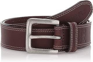 Men's 38mm Boot Leather Belt