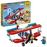 LEGO Creator - L'avion de voltige à haut risque - 31076 - Jeu de Construction