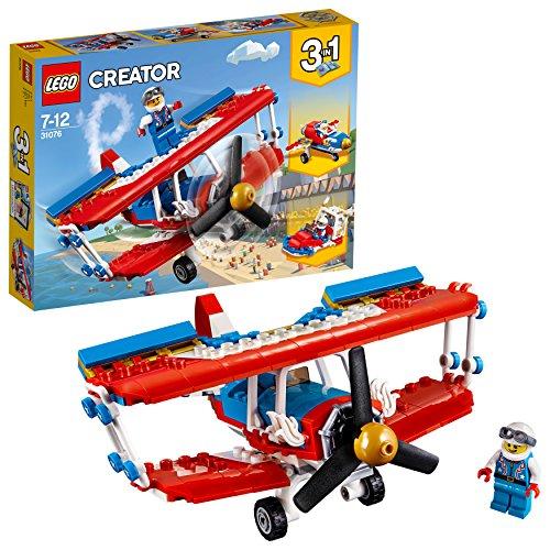 LEGO Creator 31076 - Tollkühner Flieger, Bauspielzeug