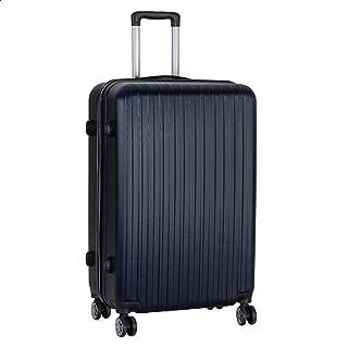 JB Luggage Trolley Travel Bag, Size 28 - Navy