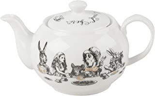 "Victoria And Albert V&a ""alice In Wonderland"" Mini Teapot By Creative Tops,"