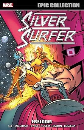 Silver Surfer Epic Collection 3: Freedom