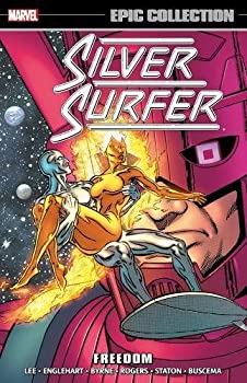 Silver Surfer Epic Collection  Freedom