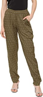 People Women's Relaxed Fit Pants