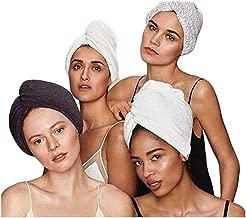 5-color Rapid Drying Hair Towel (purple)