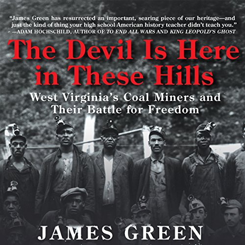 The Devil Is Here in These Hills cover art