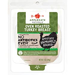 Applegate, Natural Oven Roasted Turkey Breast, 7oz