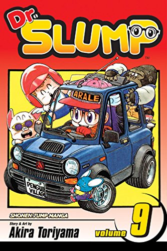 DR SLUMP GN VOL 09
