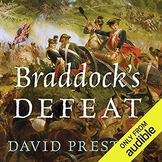 Braddock's Defeat audiobook cover art