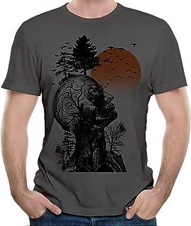 The Hanggover Human Tree t Shirt for Mens Fashion Movies