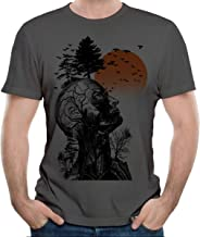 VDSFD21 The Hanggover Human Tree t Shirt for Mens Fashion Movies