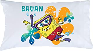 STD//Queen Official Licensed Product Goodnight on White Cover Personalized Sid The Science Kid Pillowcase 20x31