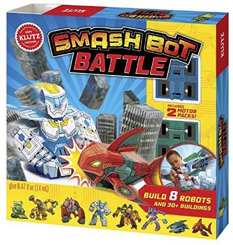 Smash Bot Battle (Klutz)