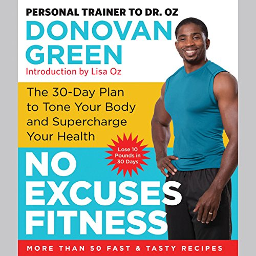 No Excuses Fitness audiobook cover art