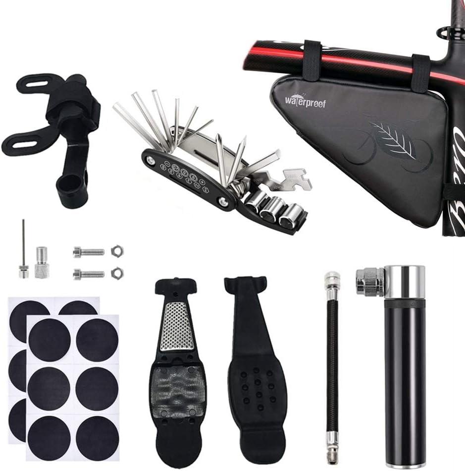 Award Bike Tire Repair tool Kit Waterproof Frame Mini Miami Mall Bag Triangle