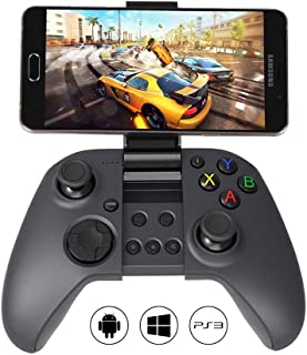 MYGT C04 Wireless Bluetooth Gamepad Controller for PC, Android and PS3 (Black)