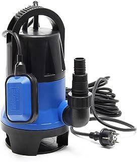 Bomba sumergible aguas sucias 900W 14000 litros/h Jardín