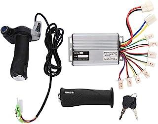 Bnineteenteam 36v 48V 1000W Motor Controlador de Velocidad de Cepillado con Bloqueo del Acelerador Torsión y Pantalla de Potencia para E-Bike